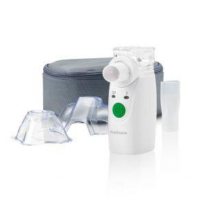 Medisana Ultrasone Inhalator IN 525, travel kit