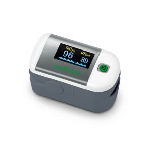 Medisana Pulsoximeter PM 100, One-touch, OLED, Grijs