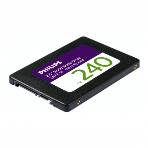 "Philips Internal SSD 2.5"" SATA III 240GB Ultra Speed, black"