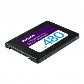 "Philips Internal SSD 2.5"" SATA III 480GB Ultra Speed, black"