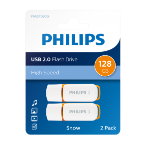 Philips USB flash drive snow edition 128GB