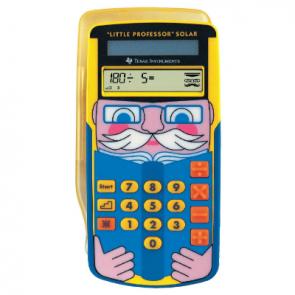Texas Instruments TI-Little Professor Solar